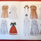 HETTY ELMIRA 1830 Magazine Paper Dolls Centerfold by Catherine S Zimmerman 1994