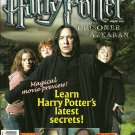 Starlog Magazine Presents HARRY POTTER AND THE PRISONER OF AZKABAN August 2004