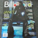 BILLBOARD MAGAZINE January 19, 2008 JANET JACKSON Idina Menzel SARAH BRIGHTMAN