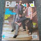 BILLBOARD MAGAZINE June 21, 2008 THE JONAS BROTHERS COVER & ARTICLE Neil Young