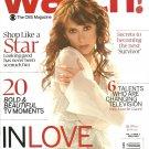 WATCH, THE CBS MAGAZINE April 2007 Newsstand Premier JENNIFER LOVE HEWITT