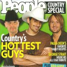 PEOPLE COUNTRY SPECIAL June 2009 COUNTRY'S HOTTEST GUYS Paula Deen Recipes