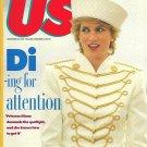 US MAGAZINE November 16, 1987 PRINCESS DIANA Corbin Bernsen MADELINE KAHN