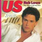 US MAGAZINE April 4, 1988 ROB LOWE Phylicia Rashad PEGGY LIPTON Chynna Phillips