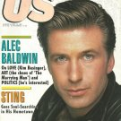 US MAGAZINE May 16, 1991 ALEC BALDWIN Anne Parillaud STING Tony Beck GERARDO