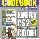 PSM PLAYSTATION 2 CODE BOOK 2003 EDITION Over 5,000 Codes For 200 Games NEW COPY