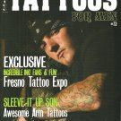 TATTOOS FOR MEN MAGAZINE #73 2008 - 182 Design Ideas - Awesome Arm Tattoos MORE!