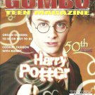 GUMBO MAGAZINE July 2007 HARRY POTTER Cash B Beatz JONATHAN MURPHY Mila J PINK