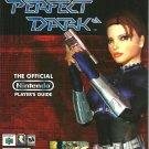 PERFECT DARK The Official Nintendo Player's Guide 2000 - NEW UNUSED UNREAD COPY!