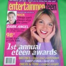 ENTERTAINMENT TEEN MAGAZINE January 2001 BRITNEY SPEARS Nick Wechsler 98º Corrs