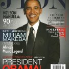 JTON AFRICA MAGAZINE Winter 2009 BARACK OBAMA Miriam Makeba JULIET IBRAHIM