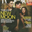 TV WEEK MAGAZINE November 28, 2009 TWILIGHT NEW MOON Patricia Arquette NEW COPY!