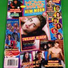 MOVIE MANIA UNOFFICIAL NEW MOON CONFIDENTIAL MAGAZINE December 2009 POSTERS New!