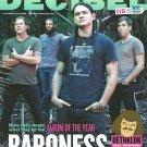 DECIBEL MAGAZINE No. 61 November 2009 BARONESS Megadeth VADER Dethlok NEW COPY!