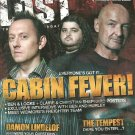 LOST MAGAZINE #17 July/August 2008 Posters INTERVIEWS Latest Season 5 News NEW!!