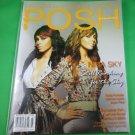 POSH MAGAZINE Spring 2009 Caribbean Entertainment & Lifestyle NINA SKY New Copy!