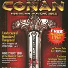 PC Gamer Presents AGE OF CONAN HYBORIAN ADVENTURES Ultimate Guide Fall 2008 NEW!