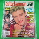 ENTERTAINMENT TEEN MAGAZINE Premiere Issue Summer 1999 JUSTIN TIMBERLAKE New!