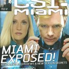 CSI: MIAMI #2 February/March 2008 DAVID CARUSO & EMILY PROCTER INTERVIEWS New!!!