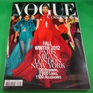 VOGUE PARIS COLLECTIONS Fall/Winter 2012 Paris Milan London New York NEW COPY!