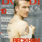 BOBBI MAGAZINE Summer 2007 DAVID BECKHAM Wade Belak RYAN REYNOLDS Ryan Gosling