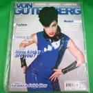 VON GUTENBERG MAGAZINE Issue 5 2010 JEAN BARDOT Kenda James ANGELA RYAN New Copy