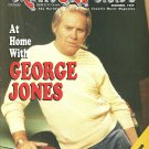 MUSIC CITY NEWS December 1989 AT HOME WITH GEORGE JONES Hank Thompson