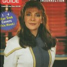 TV GUIDE MAGAZINE December 12, 1998 STAR TREK MARINA SIRTIS New Copy!