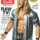 TV GUIDE MAGAZINE June 3, 2000 WWF CHRIS JERICHO Angelina Jolie NEW UNREAD COPY!