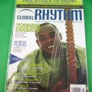 GLOBAL RHYTHM MAGAZINE April/May 2008 TOUMANI DIABATE w/ 8-Track CD SEALED COPY!