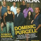 PRISON BREAK MAGAZINE #7 December/January 2008 DOMINIC PURCELL Robert Knepper