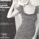 GO AWAY Piano/Vocal/Guitar Sheet Music LORRIE MORGAN © 1996 Cover Photo