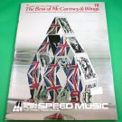Easy To Play Speed Music BEST OF McCARTNEY & WINGS Organ/Piano/Guitar Song Book