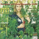 CANNABIS CULTURE MAGAZINE Issue #27 September/October 2000 MARC EMERY New Copy!