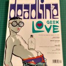 DEADLINE COMICS MAGAZINE Issue 71 October/November 1995 GEEK LOVE Boss Hogg