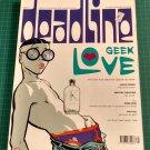 DEADLINE COMICS MAGAZINE Issue 71 October/November 1995 GEEK LOVE Boss Hogg