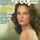 PEOPLE MAGAZINE October 9, 1978 JACLYN SMITH Sophia Loren ROBERTA FLACK