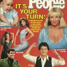 PEOPLE MAGAZINE March 14, 1983 Annual Readers' Poll DEBBIE REYNOLDS Pavarotti