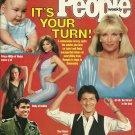 PEOPLE MAGAZINE March 14, 1983 Annual Readers' Poll DEBBIE REYNOLDS Pavarotti