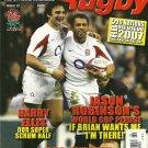 ENGLAND RUGBY MAGAZINE Issue #22 2007 HARRY ELLIS Jason Robinson RON ANDREW