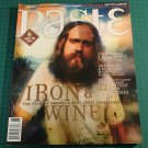 PASTE MAGAZINE Issue #36 October 2007 IRON & WINE Sampler CD NEW & UNREAD COPY!