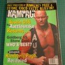 RAMPAGE Wrestling Magazine STONE COLD STEVE AUSTIN September 2000 SEALED COPY!