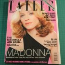 TATLER MAGAZINE April 2000 MADONNA EXCLUSIVE INTERVIEW Kathleen Turner