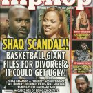 HIP HOP WEEKLY Vol. 2 #18 SHAQUILLE O'NEAL SCANDAL Britney Spears Bombs at VMAs