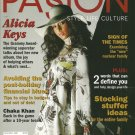 PASSION MAGAZINE Canadian November/December 2007 ALICIA KEYS Chaka Khan NEW COPY