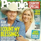 PEOPLE COUNTRY SPECIAL December 2009 ALAN JACKSON Keith Urban GARTH BROOKS