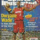 SI SPORTS ILLUSTRATED FOR KIDS MAGAZINE Dec/Jan 2007 w/ 3D Cards & Photos NEW!