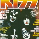 The Official KISS Magazine #1 Starlog Movie Series 1999 NEW & UNREAD COPY