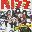 The Official KISS Magazine #2 Starlog Movie Series 1999 NEW & UNREAD COPY