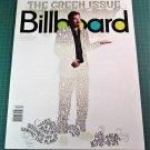 BILLBOARD MAGAZINE March 29, 2008 SERJ TANKIAN Juanes JACK JOHNSON Robyn